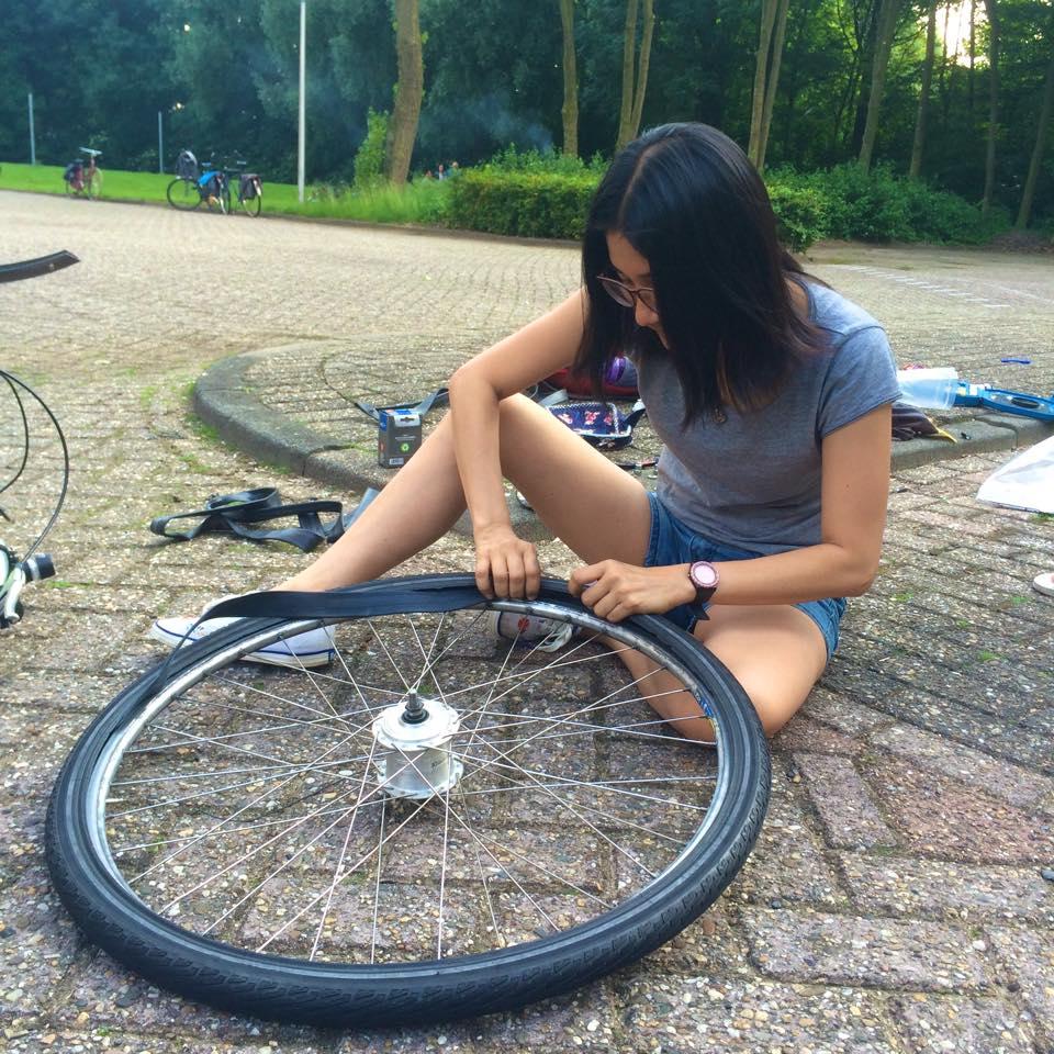 bike Wageningen