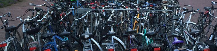 Wageningen bikes