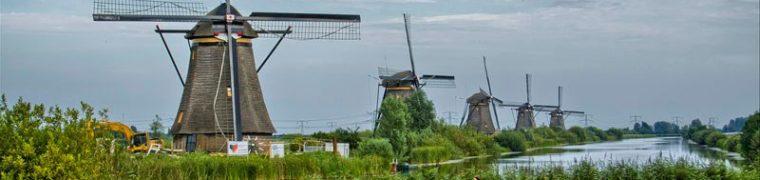 windmills blog Wageningen