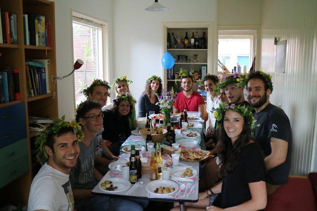 AID group Wageningen