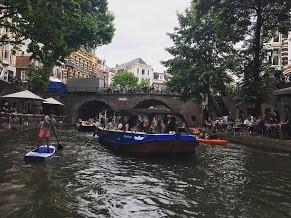 Utrecht blog Lizzie