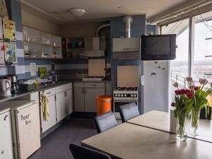 Kitchen Dijkgraaf Wageningen student accommodation