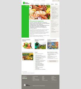 Dossier Veranderend eetpatroon