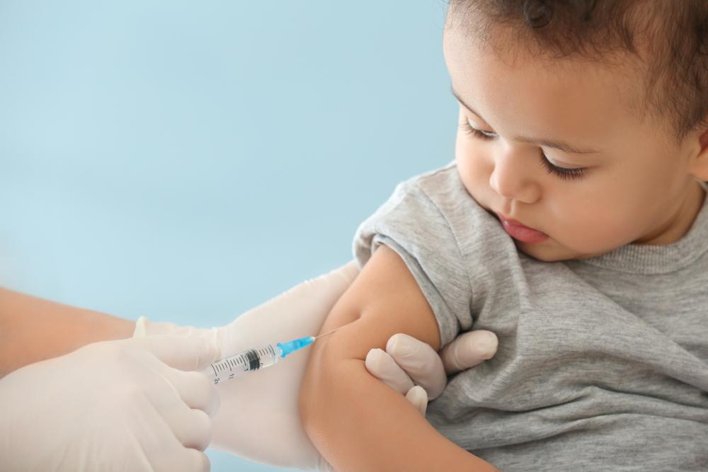 vaccination child